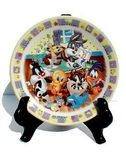 "Wedgwood ""Baby Looney Tunes"" , 7"" Plate, Mint"