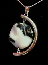 Agate Silver Plated Fine Necklaces & Pendants
