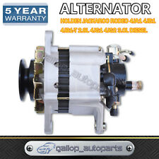 Alternator Fit Holden Rodeo TF TFR55 TFS55 4JB1-T 2.8L 4JA1 2.5L Jackaroo Diesel