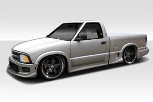 94-04 Chevrolet S-10 Non Stepside Drifter Duraflex 6 Pcs Full Body Kit!!! 111101