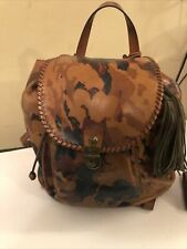 patricia nash backpack & matching wallet