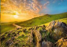 Fototapete 8-525 Mountain Morning 368 x 254 cm - keine Lieferkosten - exklusiv