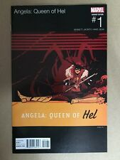 ANGELA QUEEN OF HEL #1 WU HIP HOP VARIANT COVER FIRST PRINT MARVEL (2015)