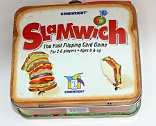 Gamewright Slamwich Card Games Carrying Tin Toys Hobbies EUC