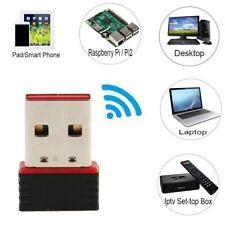 USB Wireless 150Mbps Adapter Wifi Laptop-Desktop-Iptv 2019