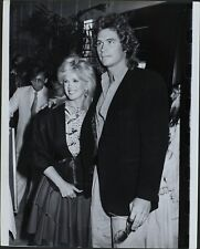 Connie Stevens (Actress/Director), Charles Taylor ORIGINAL PHOTO HOLLYWOOD