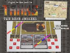 TANKS THE BEAR AWAKENS MONTH 1 Clear the Mines Organised Play Kit GaleForce Nine