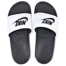 Men's Nike Benassi Flip Flops Pool Sliders Holiday Sandals Casual Slip on's