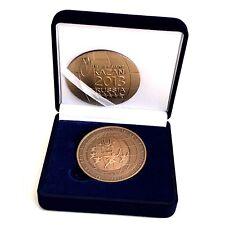Participation Medal KAZAN 2013 XXVI|| Olympic Games in ORIGINAL BOX+TOKEN