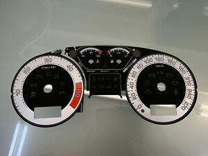 Skoda Octavia MK1 Diesel VRS dials Tachoscheiben esferas gauges