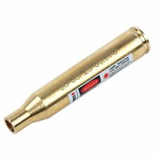 Brass Bore sighter Red Dot Laser Boresighter for 30-06 Springfield .25-06 / 270