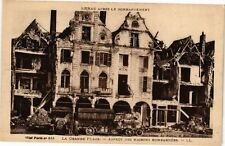 CPA ARRAS .- Apres le bombardement  (196590)