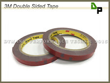 Two Rolls of 3M Double Sided Adhesive Tape for Auto Parts & Industry