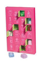 Adventskalender Pink Weihnachtskalender Bomb Cosmetics Seife Badekugel X-Mas