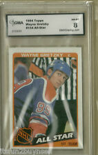 1984 Topps Wayne Gretzky #154 All Star GMA 8 NM-MT Oilers