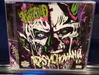 Twiztid - Psychomania CD insane clown posse blaze ya dead homie boondox Tour mne