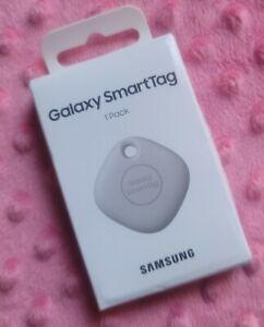 Samsung Galaxy Smart Tag Bluetooth GPS Location Tracker white EI-T5300