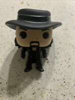 WWE UNDERTAKER FUNKO POP #08 VAULTED/RETIRED 100% AUTHENTIC No Box