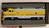 HO Scale Athearn Diesel Locomotive Train Rio Grande #42005 F7 vtg Open Box NM