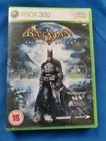 Batman: Arkham Asylum - 2009 - Xbox 360 game - PAL