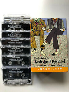 Brideshead Revisited Audio cassettes Novel Read by Jeremy Irons