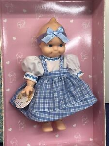"8"" Effanbee Kewpie Repro Vinyl Jointed Dorothy Wizard Of Oz Adorable MIB"