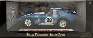 Diecast 1:18 Ford Shelby Daytona Cobra Coupe (Blue)