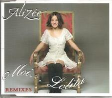 ALIZEE - MOI LOLITA REMIXES CD SINGLE 4 TRACKS EXCELLENT CONDITION