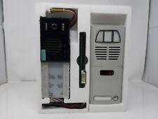 ELVOX 89F5/C1 targa posto esterno audio video colori con mostrina grigio luce 1p