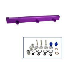 Fuel Rail Kits Fuel Supply For Honda Civic Integra DOHC B16 B18 B-SERIES Purple