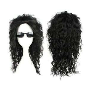 """Cosplay Wig Party Wigs Full Synthetic Hair 50cm/20"""" for Michael Jackson Curly"""