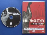 Paul McCartney In Red Square (DVD, 2005)  **  LIKE NEW  **