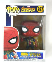 Funko Pop! Marvel Avengers Infinity War Iron Spider Figurine #287