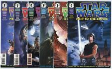 Star Wars: Heir to the Empire #1 - 6 Complete Set  avg. NM- 9.2  Dark Horse 1995