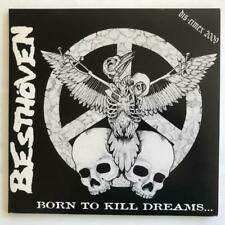 """Besthoven Born To Kill Dreams 10"""" NM/NM Punk Limited Edition Vinyl"""