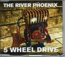 (495T) The River Phoenix, 5 Wheel Drive - DJ CD