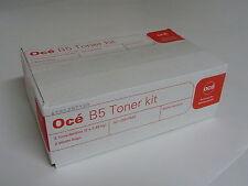 Oce B5 / B-5 Genuine OEM Toner 9600/TDS400/TDS600 2pk