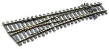 PECO SL-E192 Small Radius (610mm) L/Hand Electrofrog 00 Fine Scale Code 75 Point