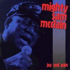 Joy & Pain by Mighty Sam McClain (CD, Jan-2001, Ruf)