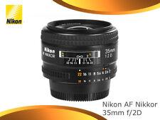 Brand New Nikon AF Nikkor 35mm f/2D 35 mm F2 D