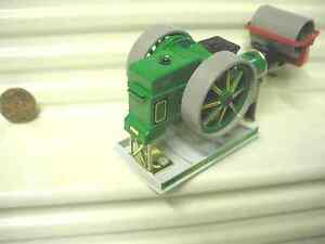 MATCHBOX MODELS OF YESTERYEAR 1987 Y21C 1894 A &P ROLLER No Inscription ROOF MB*