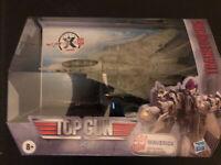 IN HAND HASBRO TRANSFORMERS X TOP GUN MAVERICK ACTION FIGURE Exclusive New Rare!