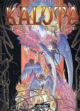 Kaluta artbook Hardcover michael w. Kaluta (The Shadow)