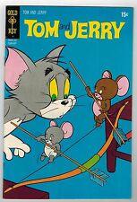 TOM and JERRY COMICS #255 - GOLD KEY COMICS - 1971