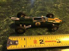 Vintage Corgi Toys Lotus Climax Formula I  No Box