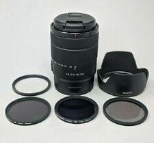 Sony E 18-135mm f/3.5-5.6 OSS E-Mount Lens for Sony E-mount cameras