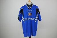 UMBRO 1996-97 Manchester United Third Shirt Size XL