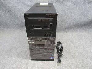 Dell Optiplex 9010 Mini Tower with Intel Core i7-3770 3.40GHz 4GB RAM 250GB HDD