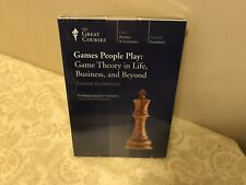 Games People Play: Game Theory in Life, Business, and Beyond (The Great Courses)