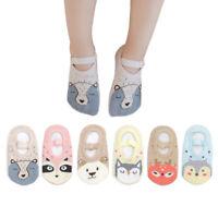 NiceBaby Toddler Girls Mary Jane Socks with Strap Non Slip Grip 12-36 Months